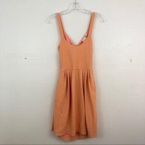 Anthropologie Postmark Rolo Cross Back Dress (C4)